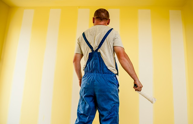 Top Five Reasons Why You Should Hire Professional Painters