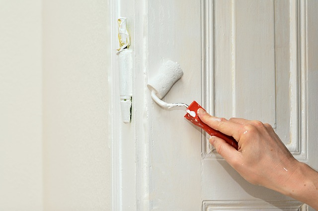 How to Paint Doors and Window Trims Perfectly