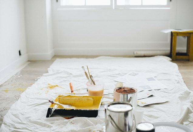 Sell Your Home Quickly with these Paint Touch-ups