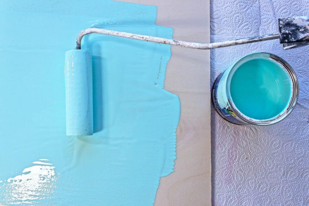 Commercial Paint Colour