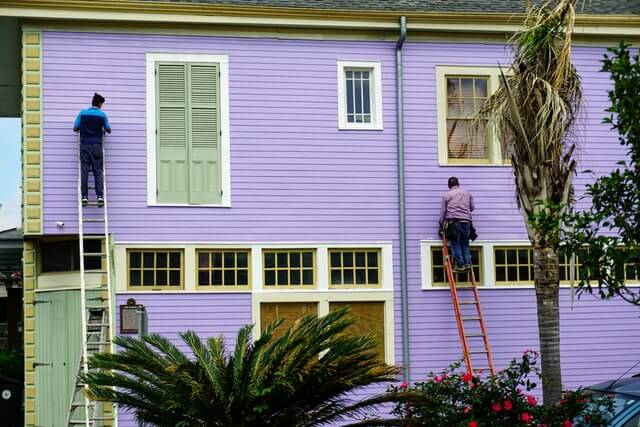 House on Sale? A Fresh Coat of Paint Can Make a Difference