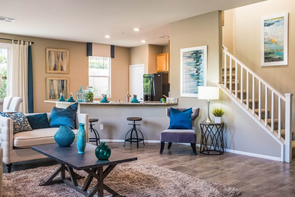 Spring Is a Good Time to Paint Your House Interior