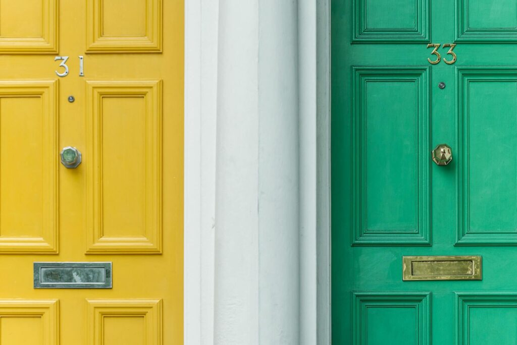 4 Places in Your Home that Needs a New Coat of Paint